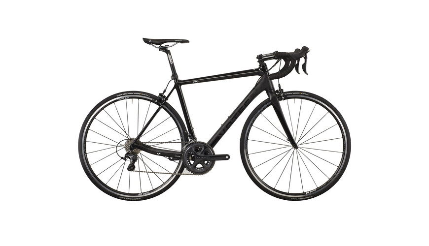 VOTEC VRC Comp Carbon Rennrad carbon ud/black glossy